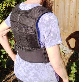 Osteopenia Weighted Vest